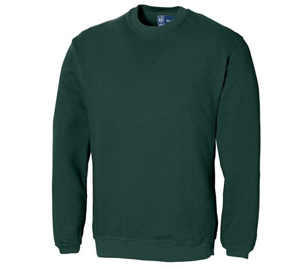 Sweatshirt Premium grün